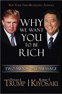 Why We Want You To Be Rich: Two Men • One Message: Trump LanreNews