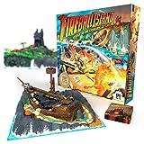 Restoration Games Fireball Island: Wreck of The Crimson Cutlass, Multi-Colored