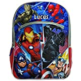 Personalized Licensed Avengers Character Backpack - 16 Inch