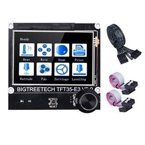 BIGTREETECH-TFT35-E3-V30-Touch-Screen-Display-RepRap-Smart-Controller-Panel-Compatible-with-SKR-Mini-E3-SKR-E3-DIP-Board-for-Ender-3CR10-3D-Printer