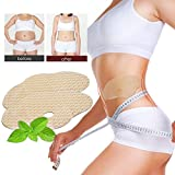Enshey Wonder Slimming Patch Belly Fat Burning Pads Abdomen Weight Loss Cellulite Removal Treatment