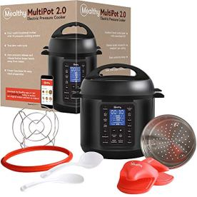 Mealthy-MultiPot-9-in-1-Programmable-Pressure-Cooker-with-Stainless-Steel-Pot-Steamer-Basket-Full-Accessory-Kit-Recipe-App-Pressure-Cook-Slow-Cook-Saute-Egg-HotPot-Rice-Cooker-Yogurt-Steam-6-Quart-20