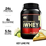 OPTIMUM NUTRITION Gold Standard 100% Whey Protein Powder, Key Lime Pie, 1.8 Pound