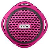 HMDX HX-P310PK HoMedics Flow Rugged Wireless Speaker (Pink)