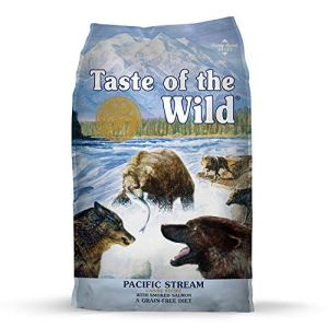Taste of the Wild Grain Free Premium High Protein Dry Dog Food Pacific Stream Adult - Smoked Salmon 4
