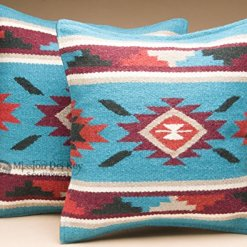 Native American Throw Pillow Covers x 2