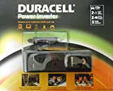 Duracell Power Inverter, 175 W, 2 USB and 2 AC outlets
