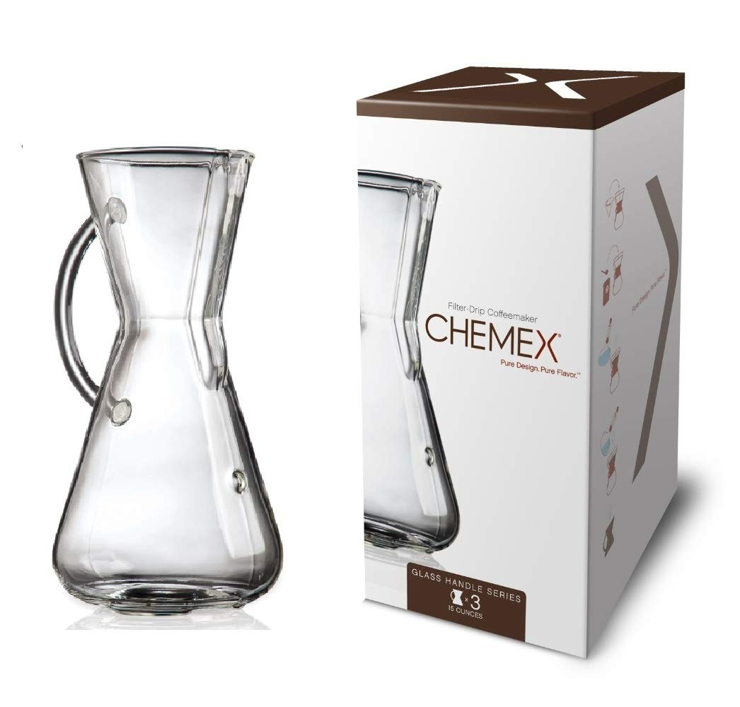 Chemex vs. French Press vs. Drip Coffee Maker vs. Percolator vs. Espresso vs. Moka