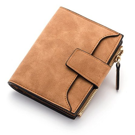 Women-Small-PU-Leather-Coin-Pocket-Wallet-Purse-with-ID-Window