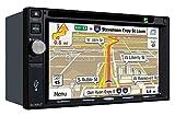 Jensen VX7022 6.2in Navigation DVD Receiver w/ Bluetooth (Renewed)