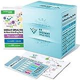 EZ Level 6 Panel Drug Test Multi-Drug Testing Kit Screen Dip Card (3 Pack)
