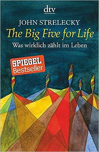 Buch - Big Five Life wirklich zählt