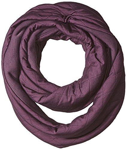 81 gz4DlN9L Infinity scarf Lining: 100 percent polyester heather jersey face sherpa back fleece