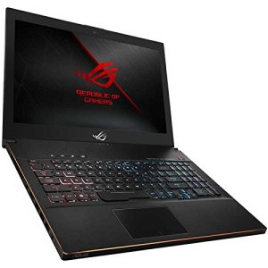"ASUS ROG Zephyrus M (GM501GS-XS74) 15.6"" Ultra Slim Gaming Laptop, 144Hz IPS-Type G-SYNC Panel, GTX 1070 8GB, Intel Core i7-8750H (up to 3.9GHz), 256GB PCIe SSD + 1TB FireCuda, 16GB DDR4 2666MHz"
