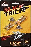 Slick Trick Magnum 100 GR Broadhead (Pack of 4), 1-1/8', Black