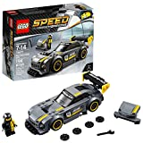 LEGO Speed Champions 6175226 Mercedes-Amg Gt3 75877 Building Kit (196 Piece), Multi