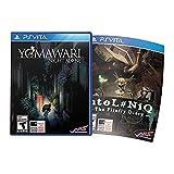 Yomawari: Night Alone + htoL#NiQ: The Firefly Diary (PlayStation Vita)