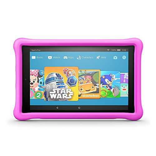 Fire HD 10 Kids Edition Tablet, 10.1