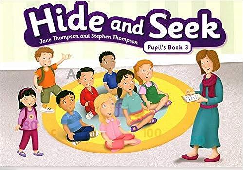 Hide And Seek 3 British English Jane Thompson Stephen