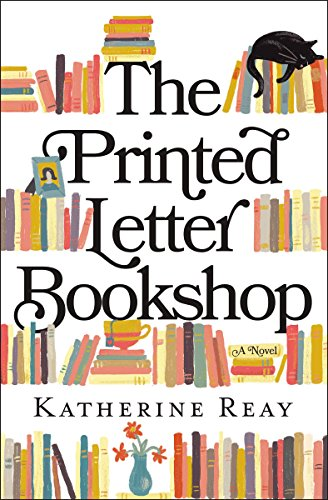 The Printed Letter Bookshop book cover