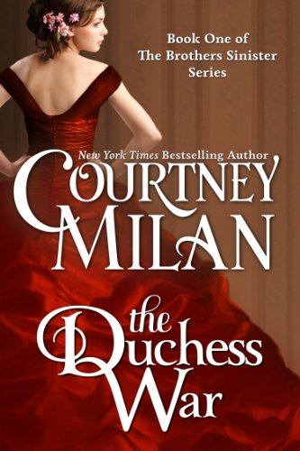 Image result for The Duchess War by Courtney Milan