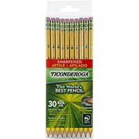 Image result for ticonderoga pencils