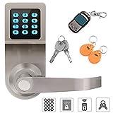 THINK SOGOOD Electronic Door Lock Keypad Keyless Smartcode Digital Home Security Lock