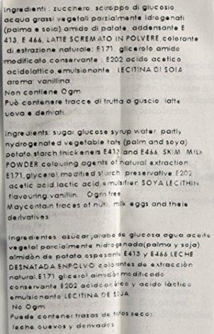 Decora Pasta di Zucchero, Classica Bianco - 2 kg