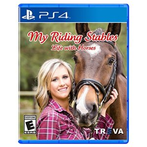 My Riding Stables – Life with Horses – PlayStation 4