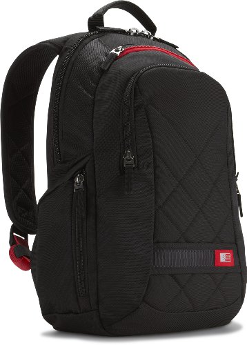 Case Logic DLBP-114 14-Inch Laptop Backpack Bag - Black