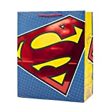 Hallmark Large Gift Bag with Tissue Paper (Superman Shield)