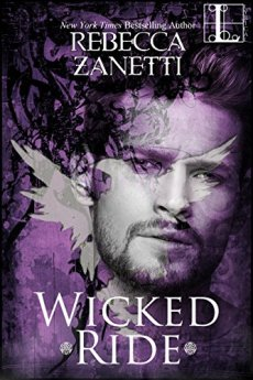 Wicked Ride (Realm Enforcers) by [Zanetti, Rebecca]