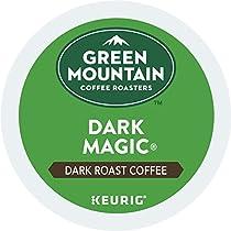 Green Mountain Coffee Dark Magic Keurig Single-Serve Dark Roast