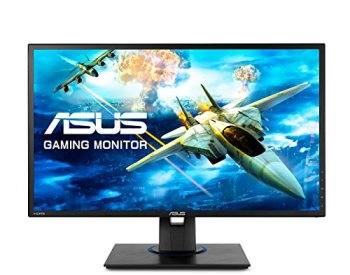 ASUS VG245HE 24' Full HD 1080p 1ms Dual HDMI Eye Care Console Gaming Monitor with FreeSync/Adaptive Sync