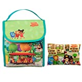 Daniel Tiger's Neighborhood - Insulated Durable Lunch Bag Tote Kit with Ice Pack - Trolley
