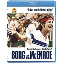 Borg vs. McEnroe - Blu Ray