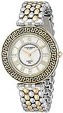 Akribos XXIV Women's AK808TTG Two-Tone Watch