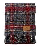 Pendleton Motor Robe, Charcoal Stewart