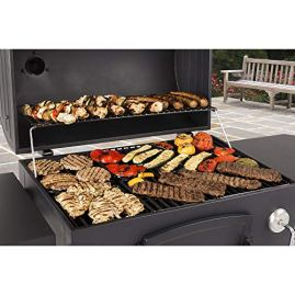 Dyna-Glo-DGN486DNC-D-Heavy-Duty-Charcoal-Grill-Large-Black
