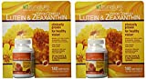 Trunature Vision Complex Lutein and Zeaxanthin Supplement 140 ct (2 Packs)