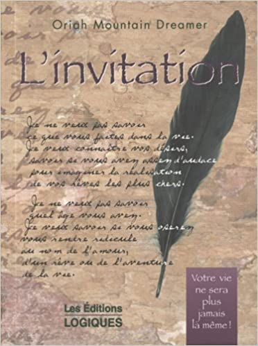 L Invitation French Paperback January 1 2000 By Oriah Mountain Dreamer