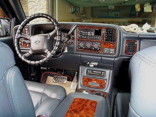 2000 Chevy Silverado Fuse Panel Diagram