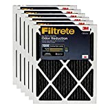 Filtrete 18x24x1, AC Furnace Air Filter, MPR 1200, Allergen Defense Odor Reduction, 6-Pack