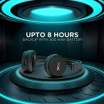 boAt Rockerz 400 Bluetooth On-Ear Headphone...