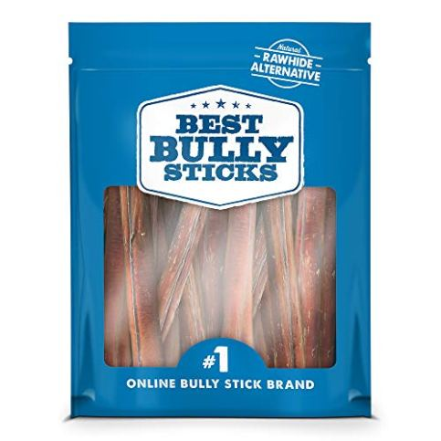 Best-Bully-Sticks-Premium-Thick-Bully-Sticks-All-Natural-Grain-Free-100-Beef-Single-Ingredient-Dog-Treat-Chew-Promotes-Dental-Health