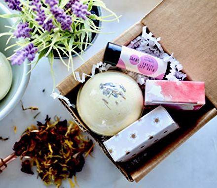 Deluxe Aromatherapy Bath Bombs