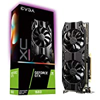 The EVGA GeForce GTX K-series graphics cards are powered by the all-new NVIDIA Turing architecture to give you incredible new levels of gaming realism, speed, power efficiency, and immersion. With the GTX K-series gaming cards you get the best gaming...