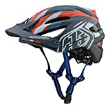 Troy Lee Designs Adult All Mountain XC Mountain Bike A2 Jet Helmet (Clay, Medium/Large)