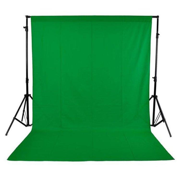 Andoer® 1,6 x 3 m / 5 x 10 FT Telón de Fondo Pantalla No Tejido para Estudio de Fotografía sin el soporte