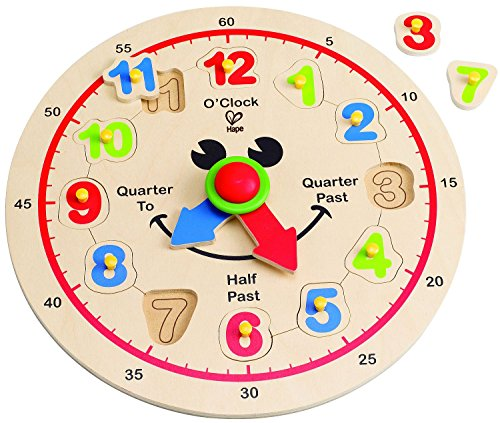 Time Learning Puzzle